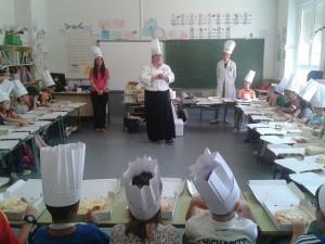 Taller cocina Agreda Agralco Formacion