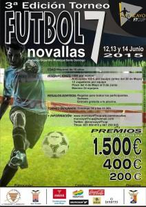 Torneo Futbol Novallas